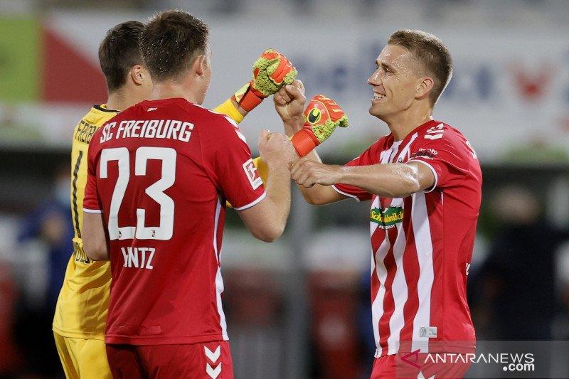 Freiburg kalahkan Borussia Moenchengladbach 1-0