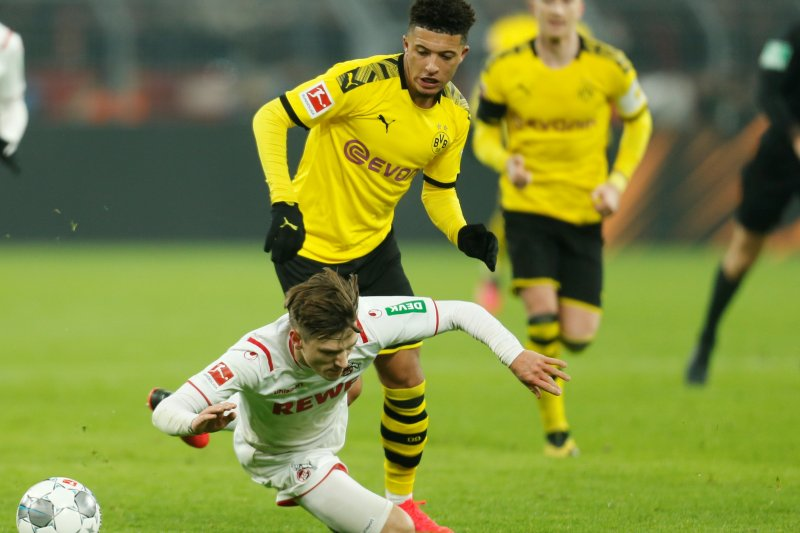 Jadon Sancho ikut pemusatan latihan Borussia Dortmund di Swiss