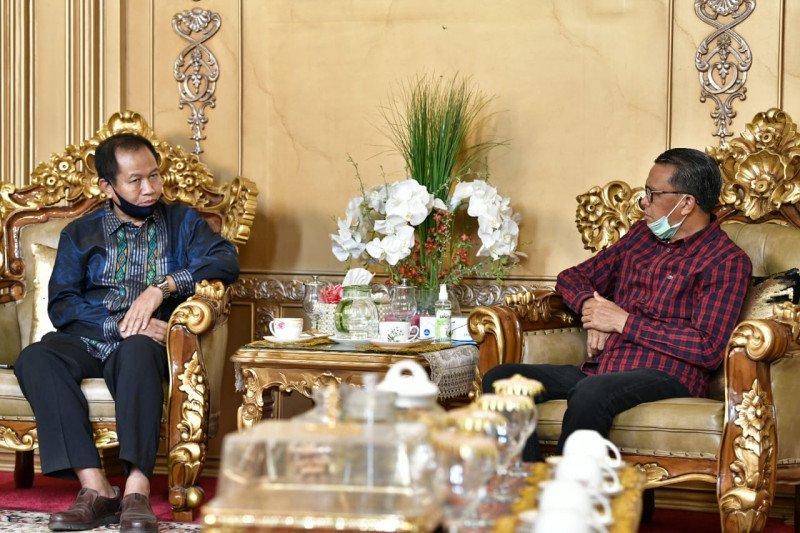 Gubernur dan Kemkumham Sulsel kolaborasi tangani COVID-19 di Lapas