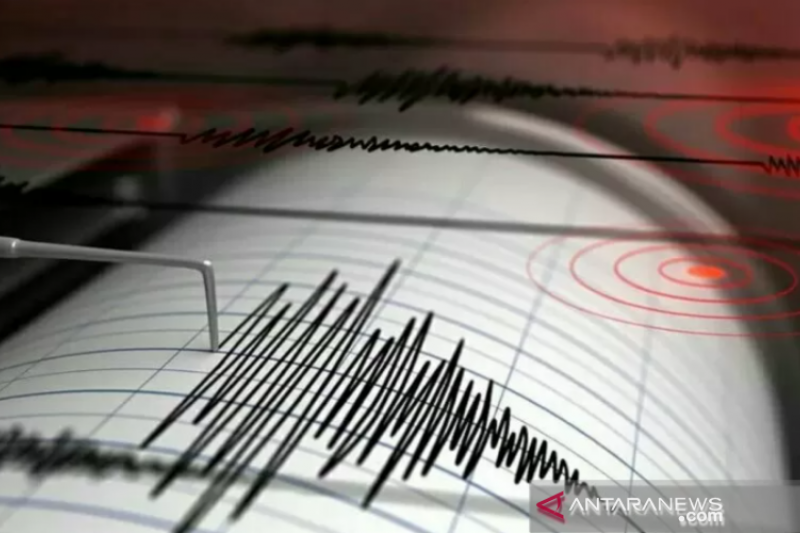 Gempa bumi magnitudo 3,4 getarkan Kabupaten Bandung