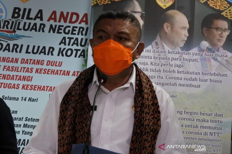 Suami-istri di Kupang terkonfirmasi positif COVID-19