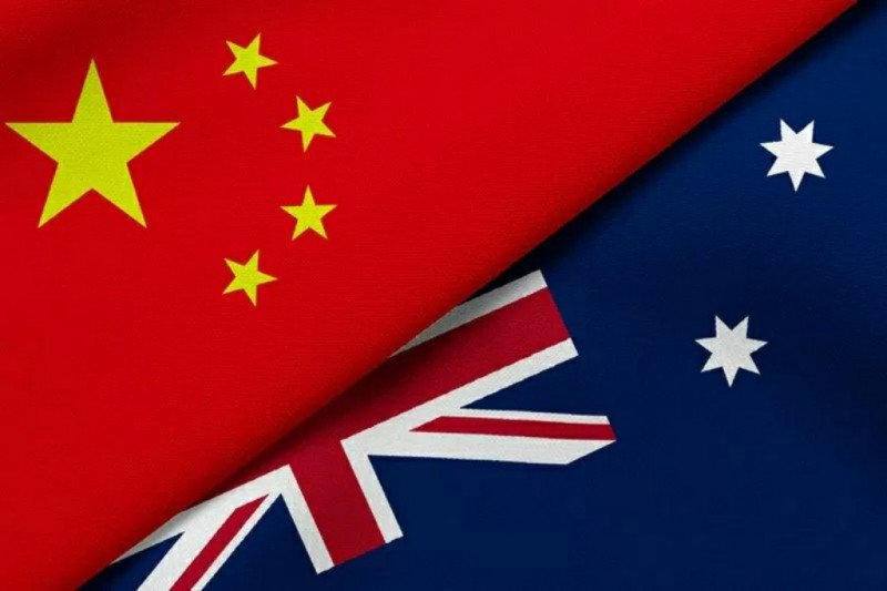 China minta Australia berhenti mencampuri urusan Hong Kong