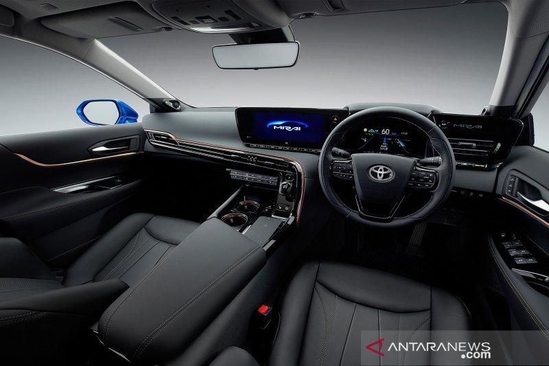 Toyota merangkul lima perusahaan China kembangkan mobil hidrogen