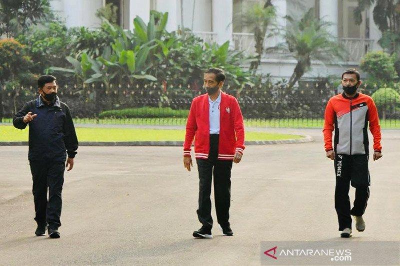 Presiden Jokowi ingatkan jangan sampai terjadi gelombang kedua COVID-19