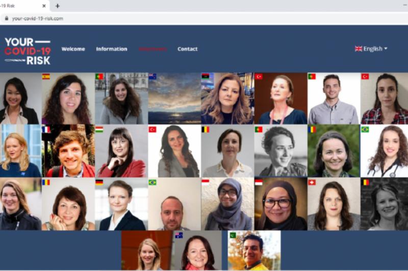 Dosen Unair-peneliti internasional kembangkan alat tes COVID-19 secara daring