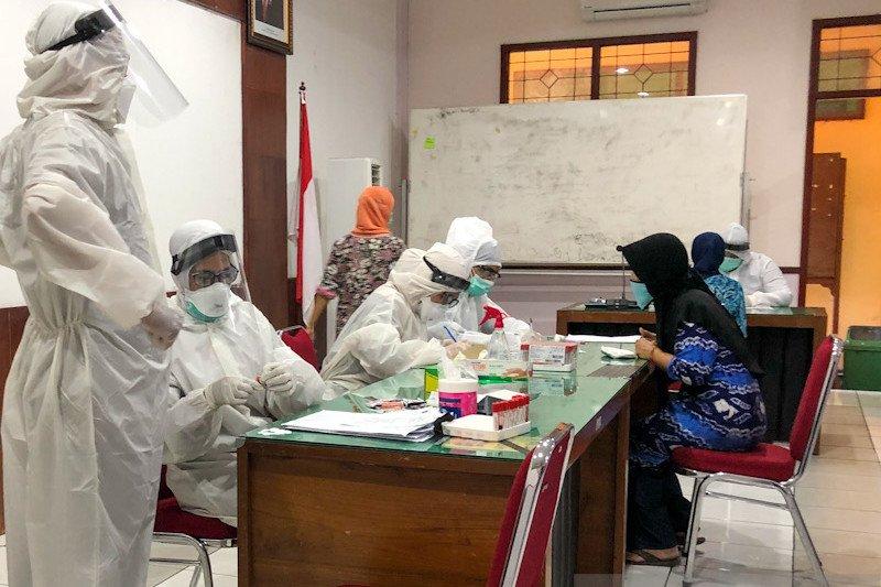 "Yogyakarta memperluas RDT ""tracing"" kasus penjual ikan positif COVID-19"