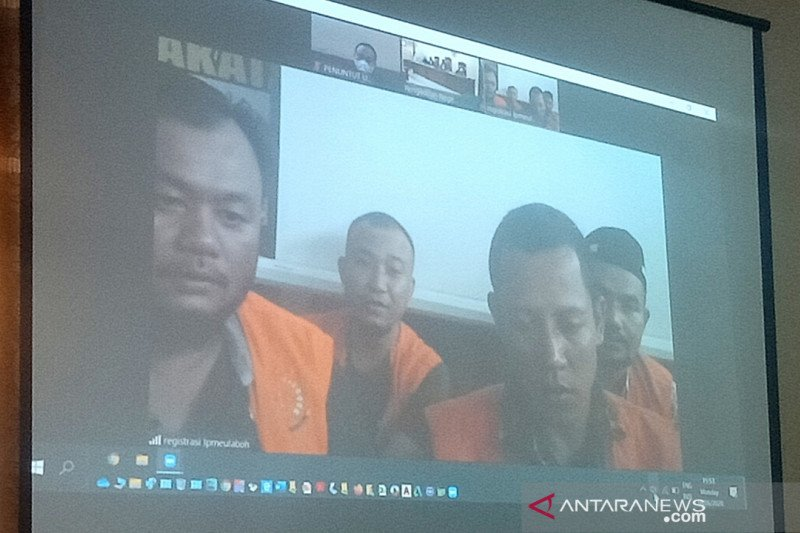 Empat pengeroyok wartawan ANTARA divonis lima bulan penjara