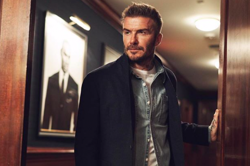 Beckham bisnis ke dunia esports hingga tanam saham di tim Guild Inggris