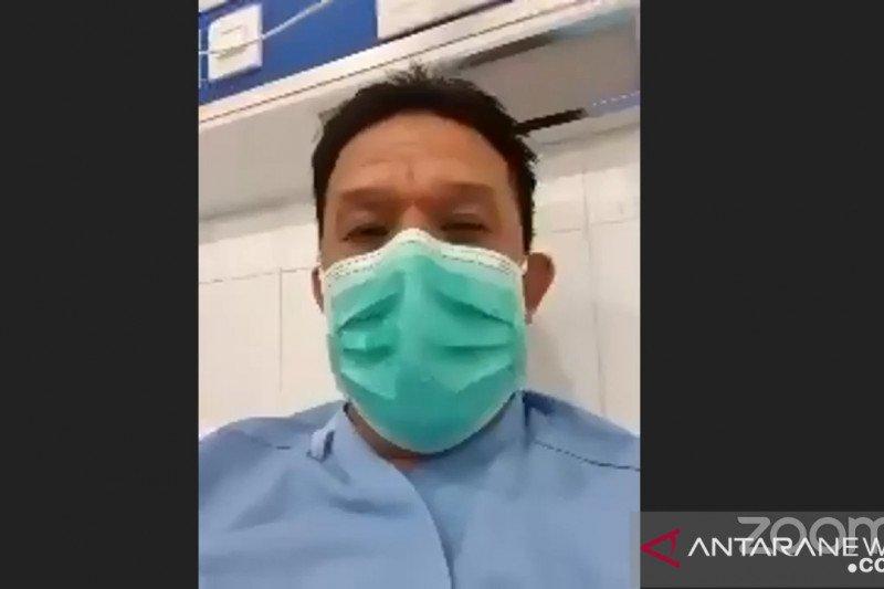 Cerita Kepala Dinas PU Natuna sembuh COVID-19