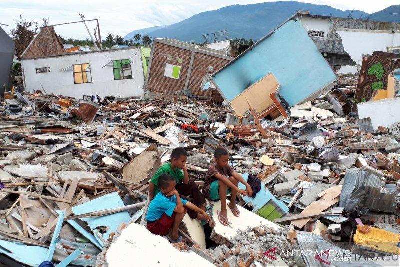 PMI Donggala  akan bangun 40 unit huntap untuk korban gempa