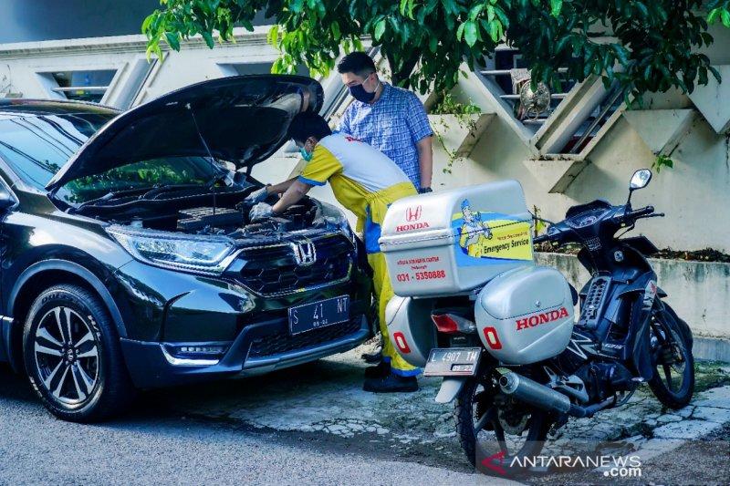 2.226 mobil dokter diservis gratis oleh Honda