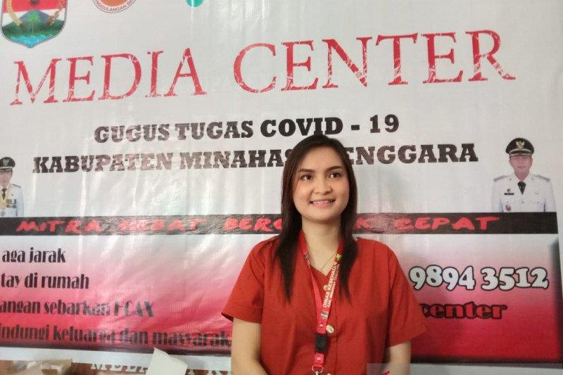 Gugus Tugas: Satu orang pasien positif COVID-19 Minahasa Tenggara dinyatakan sembuh