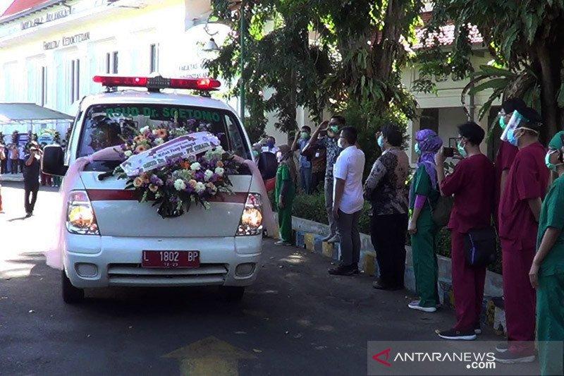 115 dokter di Indonesia meninggal  karena  COVID-19