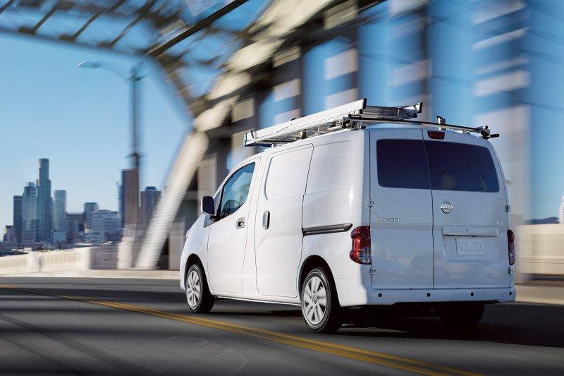 Nissan hentikan produksi van komersial di AS?