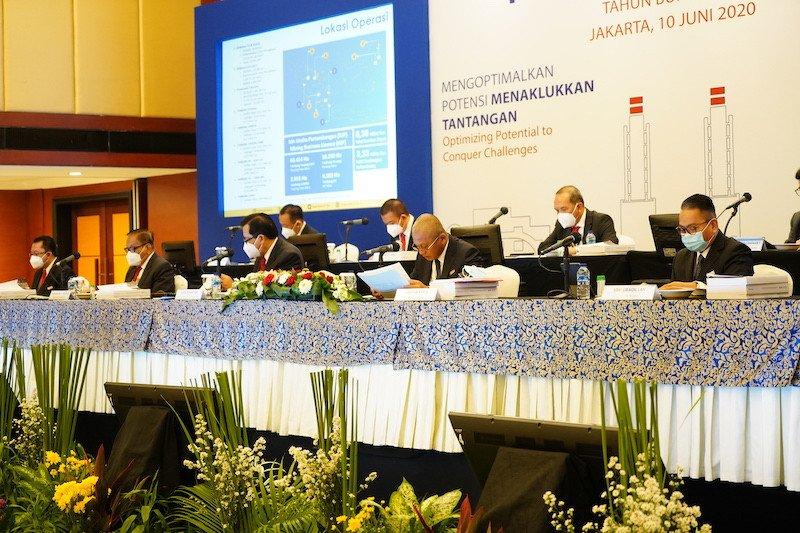 PT Bukit Asam targetkan produksi batu bara 30,3 juta ton