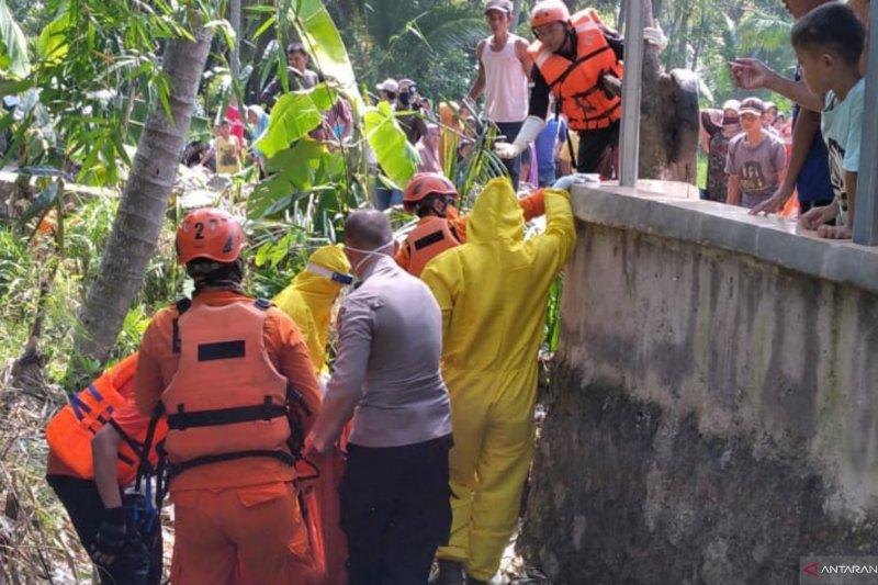 Tim SAR gabungan Cianjur temukan jasad warga terhanyut di sungai