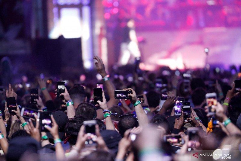 Festival Musik Coachella akan dihelat Oktober 2021
