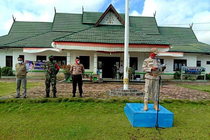 Antisipasi potensi bencana wilayah kecamatan di Sukamara