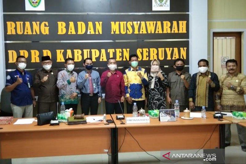 Legislator Seruyan pertanyakan kesulitan Bank Kalteng berkembang