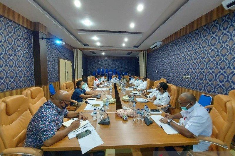 Pemprov Papua segera ubah rencana induk PON XX 2021