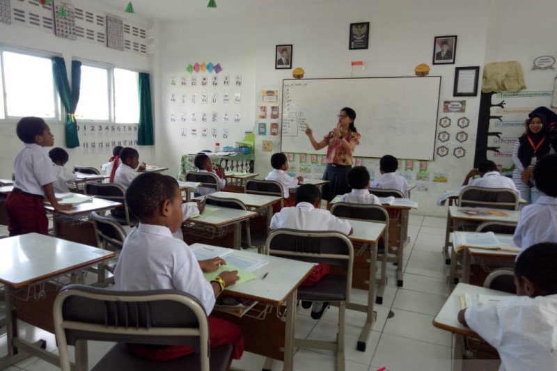 Siswa Taruna Papua isolasi di sekolah cegah penularan pandemi COVID-19