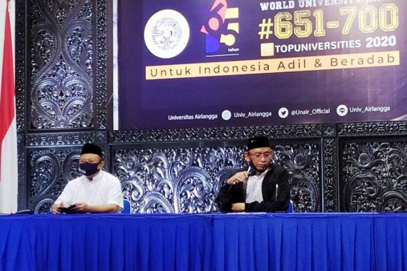 Peneliti Unair Surabaya menemukan lima kombinasi obat COVID-19