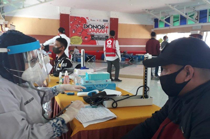 Hari donor darah se-dunia PMI Kota Makassar ajak masyarakat berdonor