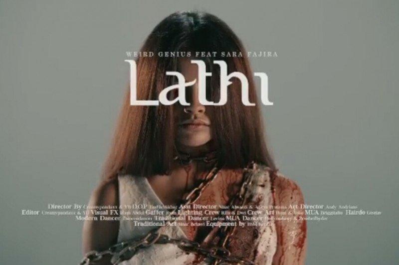 """Sarah Fajira ungkap pembuatan syair bahasa Jawa """"Lathi"""""""