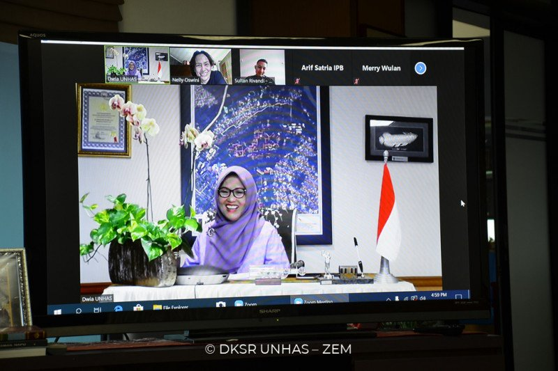 Rektor Unhas Makassar sebut pola pendidikan perlu menyesuaikan normal baru