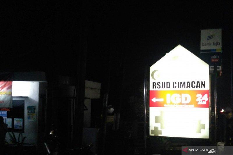 Pramono Edhie sempat dirawat tiga jam di RSUD Cimacan Cianjur