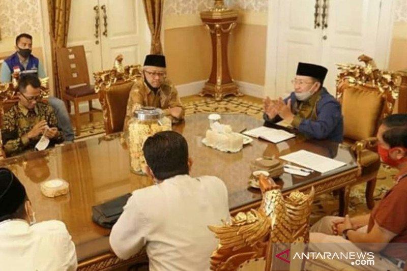DPRD siap kawal terbentuknya DOB Cianjur Selatan