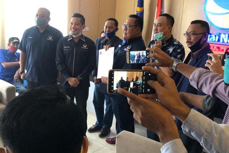 DPP Partai Nasdem setujui Yusran Amirullah maju lagi sebagai calon bupati Lampung Timur