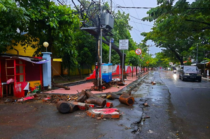 Basarnas : Kondisi Kabupaten Bantaeng aman pascabanjir