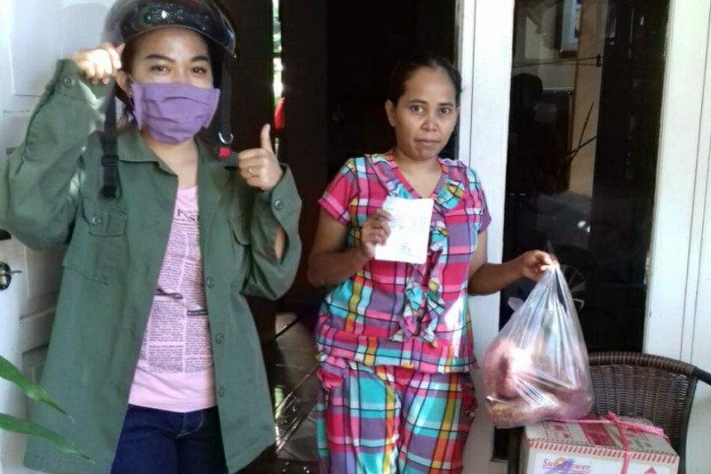 TP PKK Makassar dorong warga belanja daring di pasar tradisional