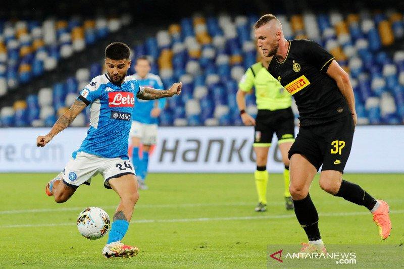 Napoli terancam ke Barcelona tanpa Insigne
