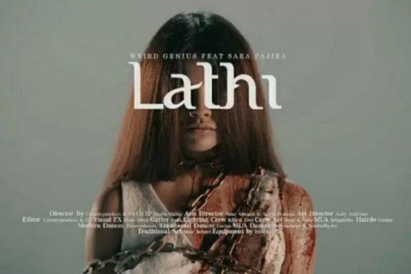 """Lagu """"Lathi"""" pecahkan rekor di Spotify Indonesia"""