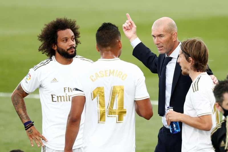 Zidane tidak mau Madrid keluhkan jadwal yang padat