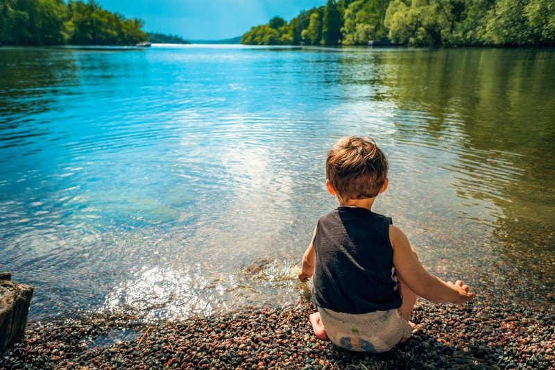 Psikolog sebut anak tak butuh barang tapi waktu