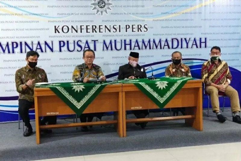 Muhammadiyah tanggapi RUU HIP