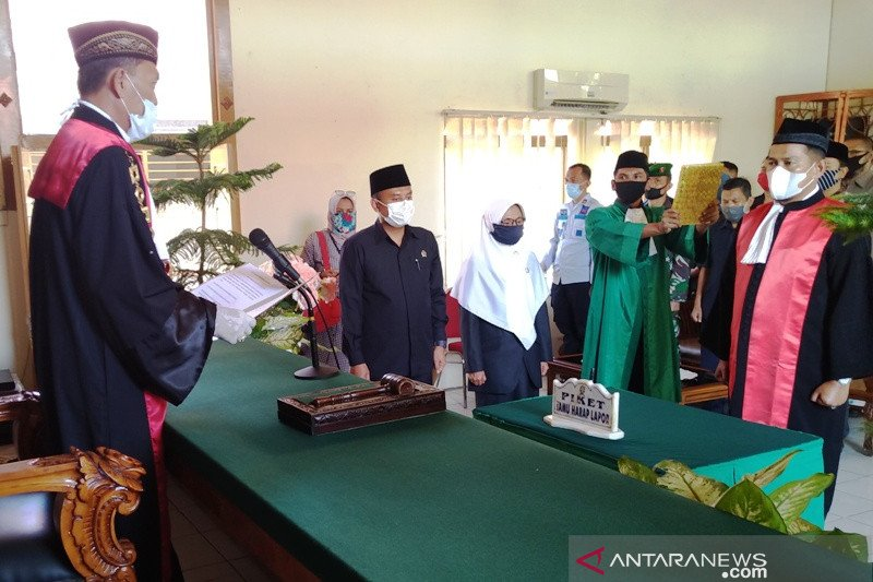 Wakil ketua dilantik, unsur PN Tanjung Pati lengkap
