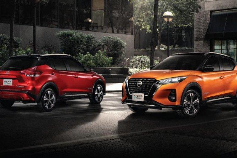 Nissan akan boyong Kicks e-Power dan LEAF ke Indonesia tahun ini