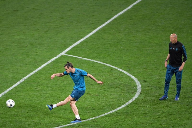 Retaknya hubungan Bale dan Zidane tidak membaik