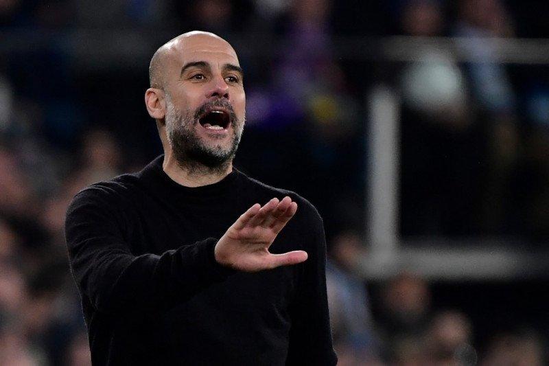 Guardiola yakin Manchester City menang banding larangan Liga Champions