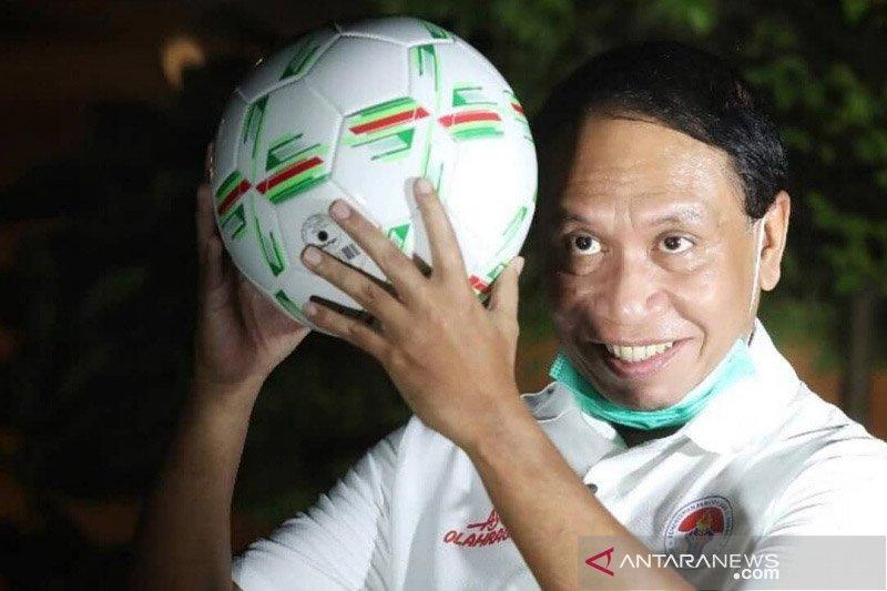 Indonesia kalah dari Vietnam, Menpora minta jangan cemooh timnas