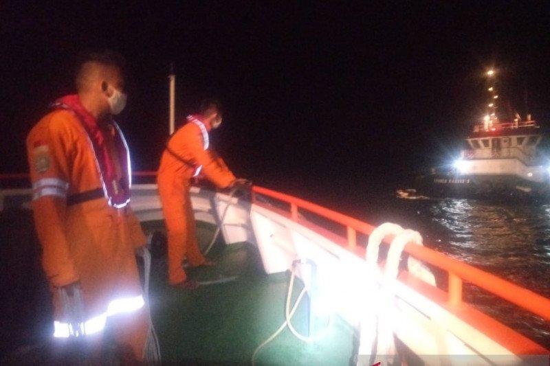 """""""Tugboat""""  Sumber Marine 5 sempat kehilangan kontak akhirnya ditemukan, semua ABK selamat"""
