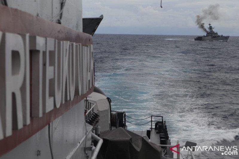 TNI AL kirim KRI dalam Bilateral Patkor Indindo-35/20