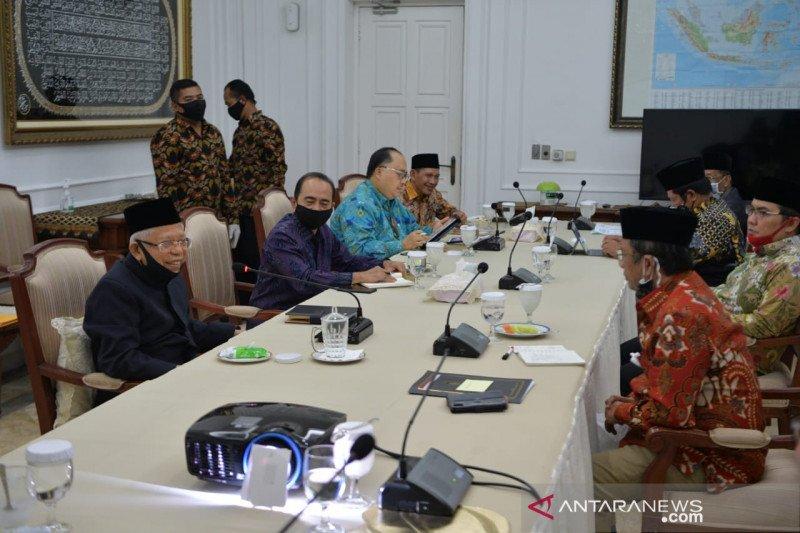 Mahfud: Bagi Pemerintah, Pancasila dimaknai sebagai satu tarikan napas