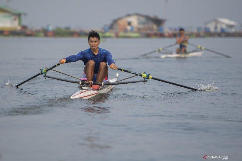 Tujuh pedayung Indonesia ikuti prakualifikasi Olimpiade di Tokyo