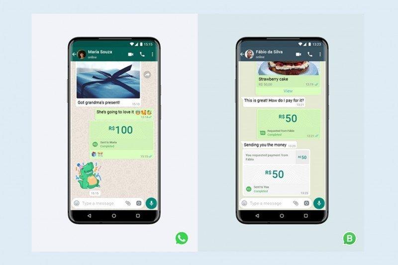 Kini ada WhatsApp Pay, saingan berat layanan pembayaran digital Indonesia