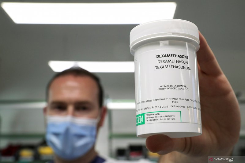 Petugas medis : Obat steroid semestinya ampuh lawan varian baru COVID-19